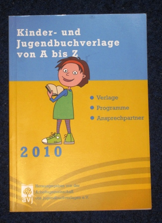 Kinder- und Jugendbuchverlage von A-Z