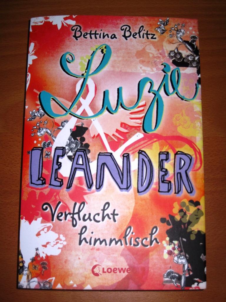 Rezension: Luzie & Leander 01 – Verflucht himmlisch