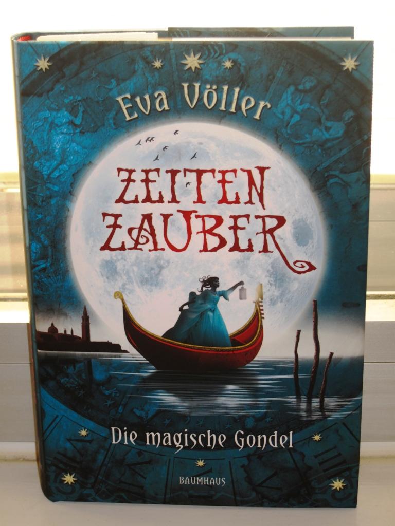 Rezension : Zeitenzauber von Eva Völler
