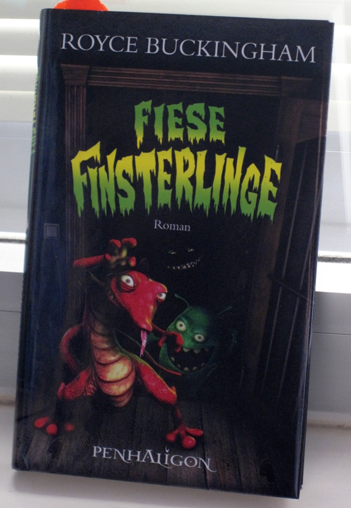 Rezension : Royce Buckingham – Fiese Finsterlinge