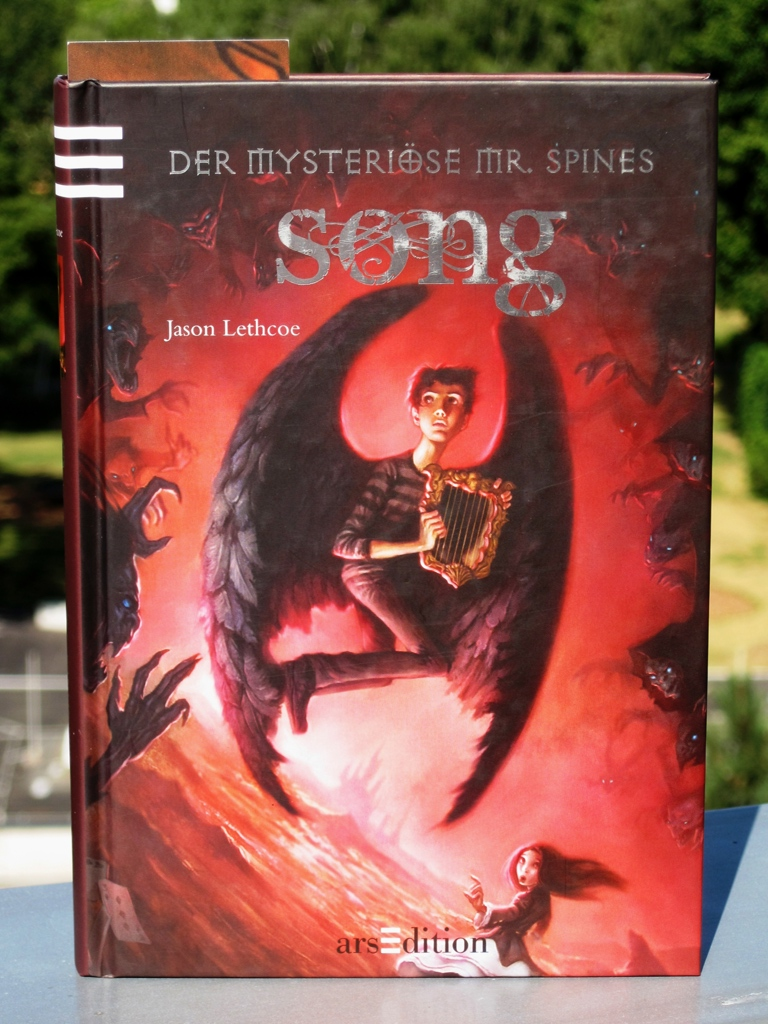 Rezension : Jason Lethcoe – Song (Band 3)
