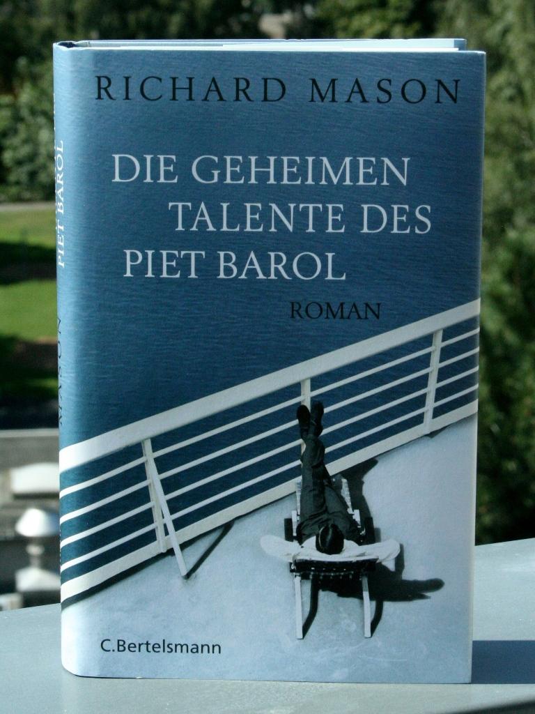 Rezension : Richard Mason – Die geheimen Talente des Piet Barol
