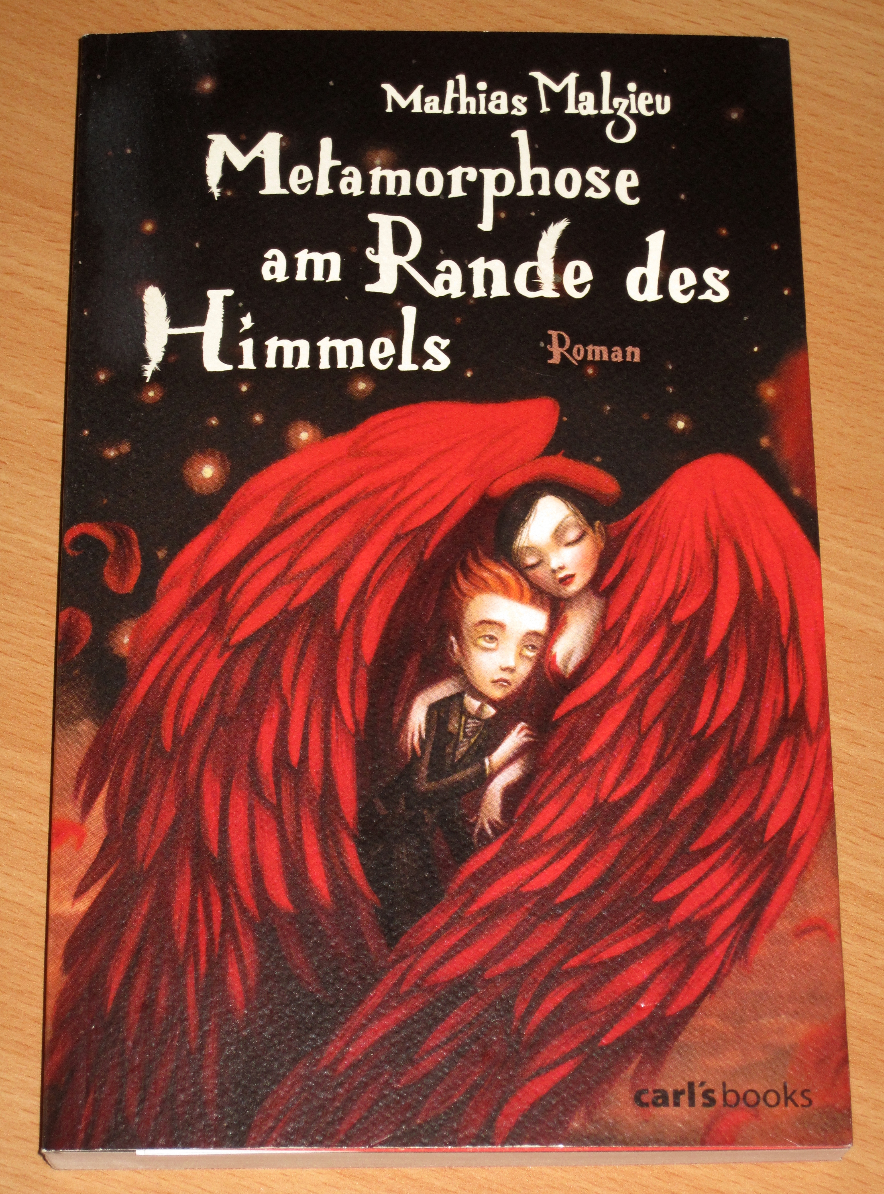 Rezension : Mathias Malzieu – Metamorphose am Rande des Himmels