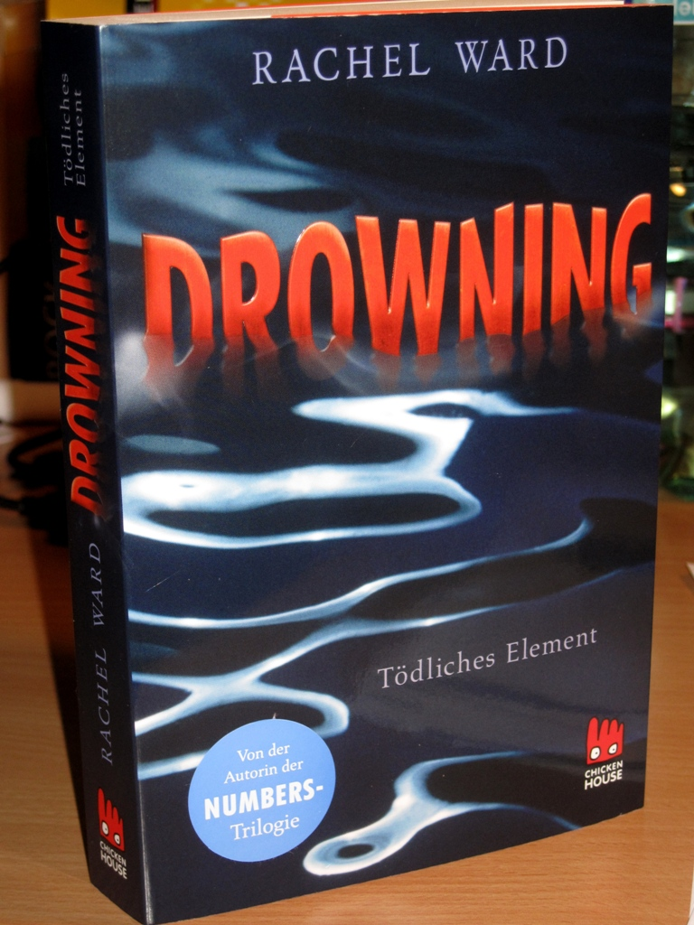 Rezension : Rachel Ward – Drowning 01 – Tödliches Element