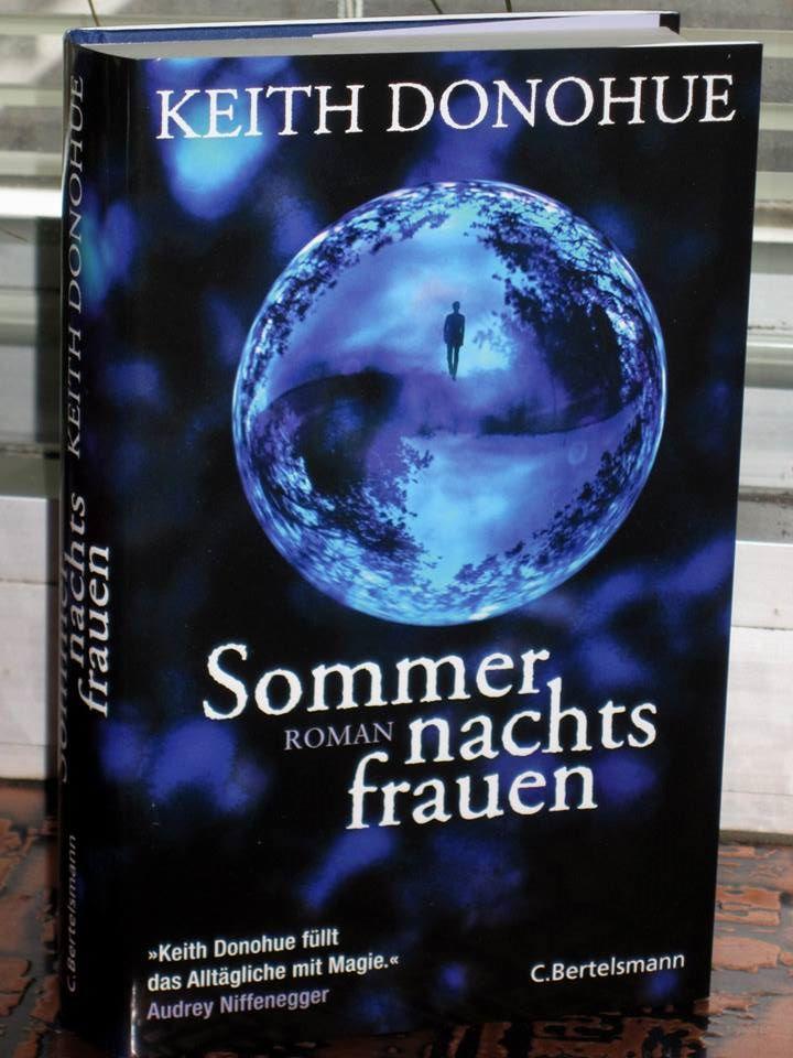 Rezension : Keith Donohue – Sommernachtsfrauen