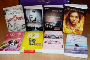 Meine signierten Bücher