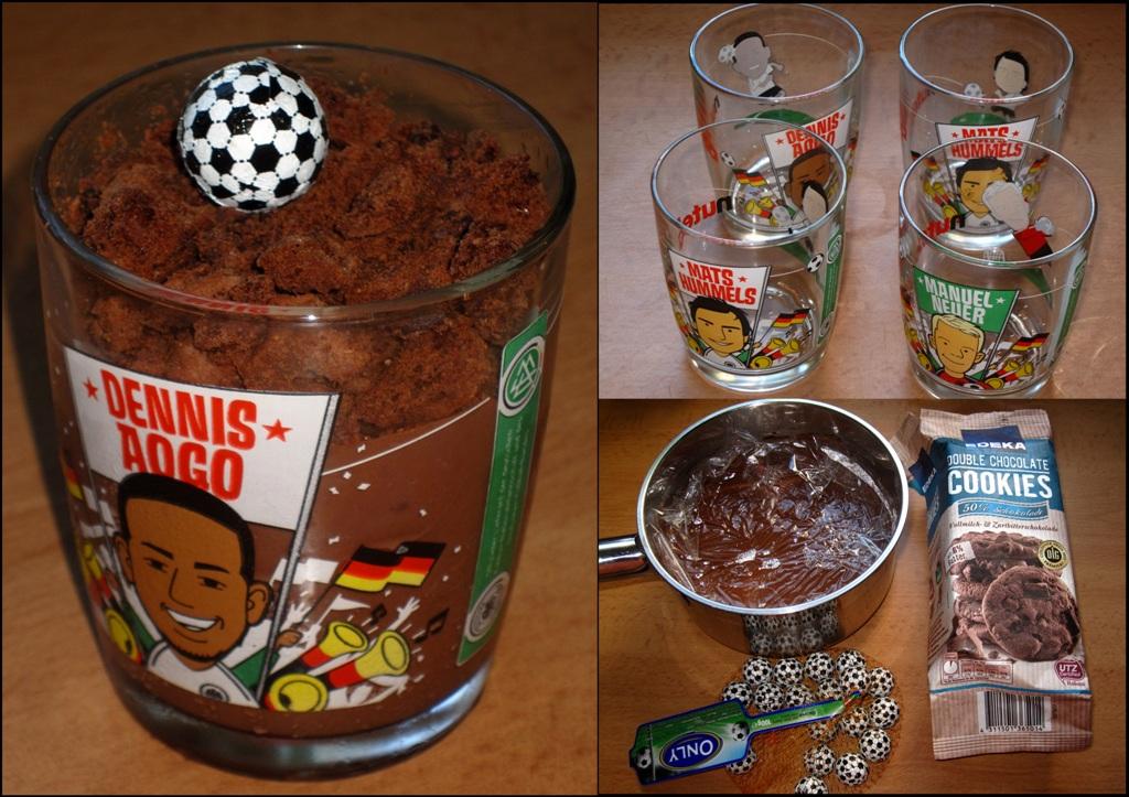 [ Rezept ] Schoko-Kick zur Fußball-WM