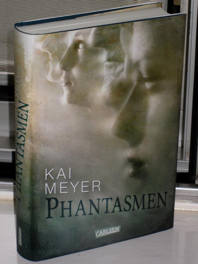 Rezension : Kai Meyer – Phantasmen