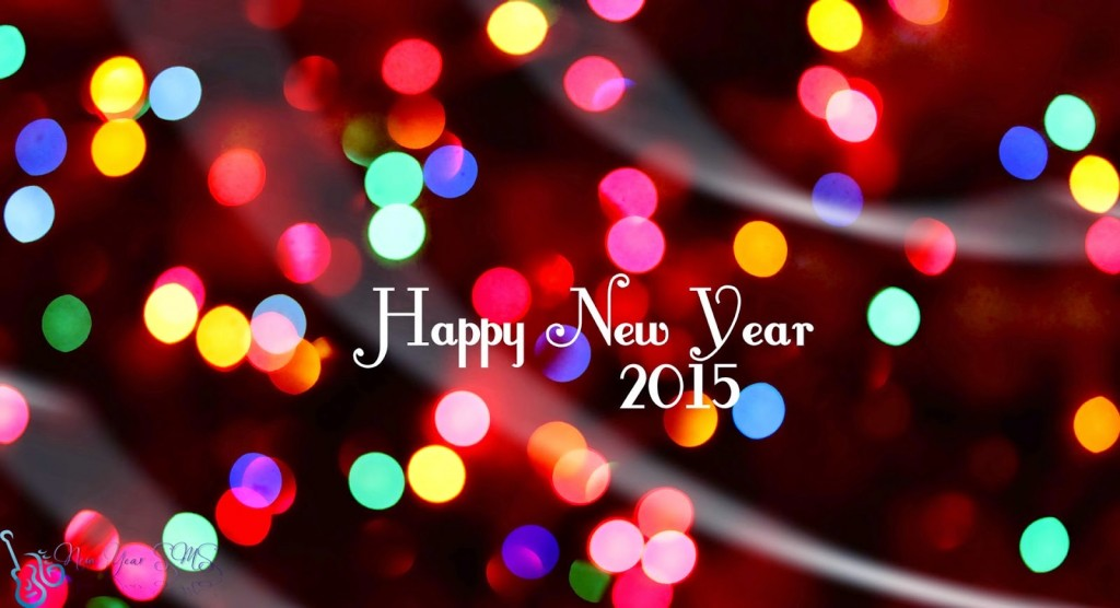 happy new year 2015 hd wallpaper